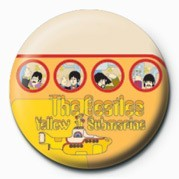 BEATLES (PORTHOLES) Badges
