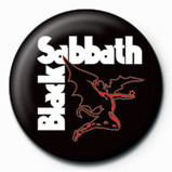BLACK SABBATH - Lucifer Badge