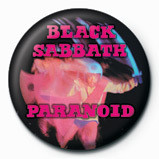 BLACK SABBATH - Paranoid Badges