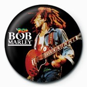 BOB MARLEY - live Badges