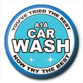 Breaking Bad - A1A Car Wash Badge