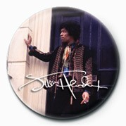JIMI HENDRIX (DOOR) Badge