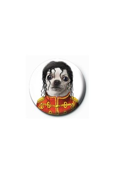TAKKODA - michael jackson Badge