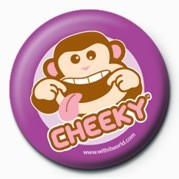 WithIt (Cheeky Monkey) Badge