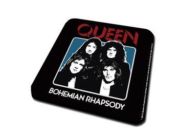 Bases para copos Queen – Bo Rhap