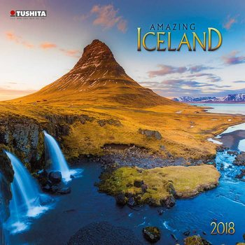 Calendar 2018 Amazing Island