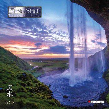 Calendar 2018 Feng Shui Flow of Life