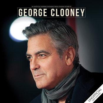 Calendar 2018 George Clooney