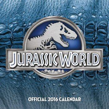 Calendar 2018 Jurassic World