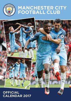 Calendar 2017 Manchester City