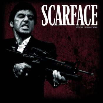Calendar 2017 Scarface