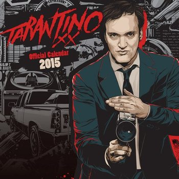 Calendar 2017 Tarantino XX