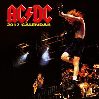 Calendário 2017 AC/DC