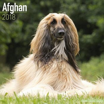 Calendário 2018  Afghan
