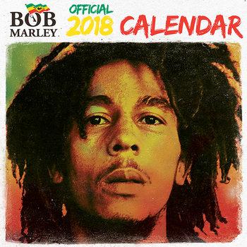Calendário 2018 Bob Marley