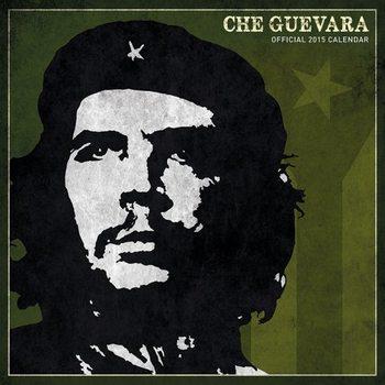 Calendário 2017 Che Guevara