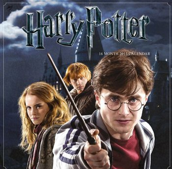 Calendário 2017 Harry Potter