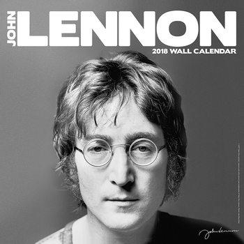 Calendário 2018 John Lennon