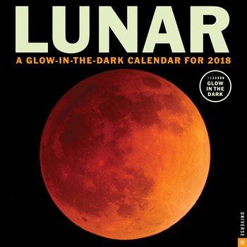 Calendário 2018 Lunar