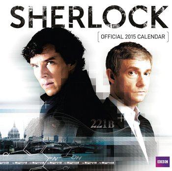 Calendário 2017 Sherlock