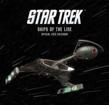 Calendário 2017 Star Trek