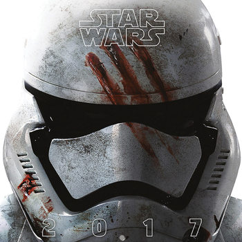 Calendário 2017 Star Wars VII