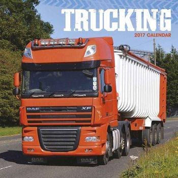 Calendário 2017 Trucking