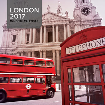 London Calendrier 2017