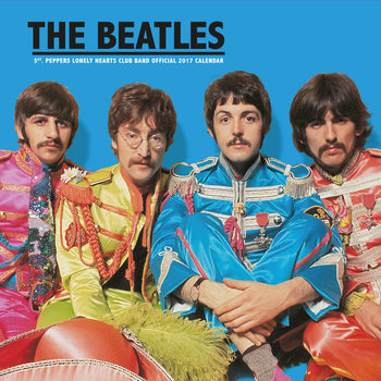 The Beatles Calendrier 2017