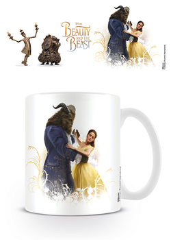 Caneca  Beauty and the Beast - Dance
