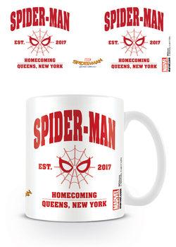 Caneca Spider-Man Homecoming - Est. 2017