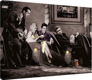 Chris Consani - Classic Interlude Canvas Print