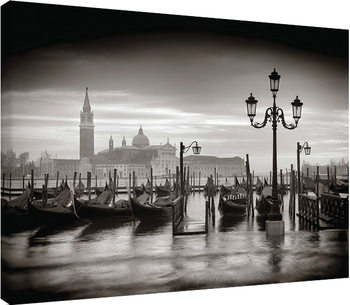 Rod Edwards - Venetian Ghosts Canvas Print