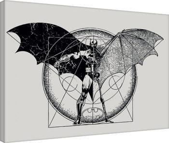 Batman - Dark Arts Canvas-taulu