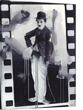 James Paterson - Chaplin Canvas-taulu