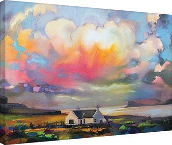 Scott Naismith - Duirinish Skye Canvas-taulu