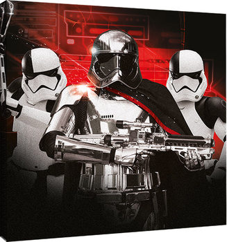 Star Wars: The Last Jedi - Trooper Team Canvas-taulu