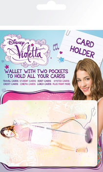 Violetta - This Is Me Card Holder