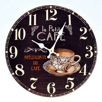 Design Clocks - Cafe Clock