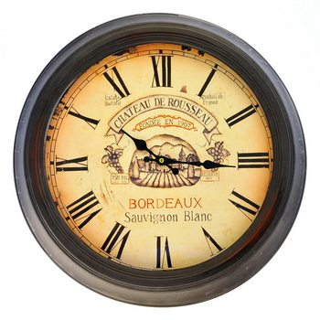 Design Clocks - Chateau de Rousseau Clock