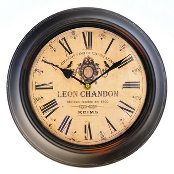 Design Clocks - Leon Chandon Clock