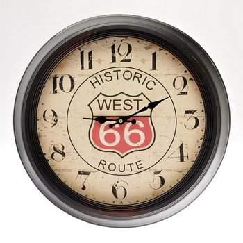 Design Clocks - Route 66 Clock