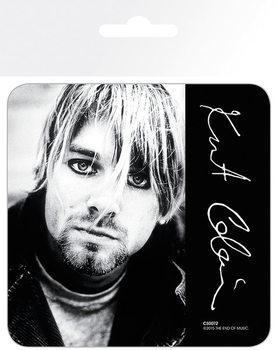 Kurt Cobain - Signature Coaster