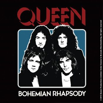 Queen – Bo Rhap Coaster