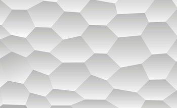 Papel de parede Abstract Modern Monochrome Design