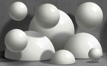 Papel de parede Abstract Monochrome Modern Design
