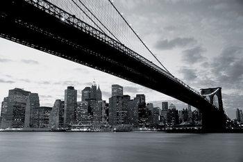Decoração de parede Brooklyn Bridge - New York