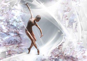 Papel de parede Dancer Abstract