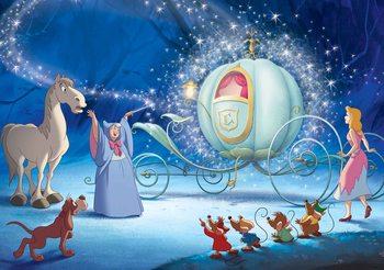 Papel de parede Disney Princesses Cinderella