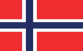 Papel de parede Flag Norway